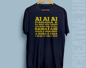 Capoeira Songs T-Shirt