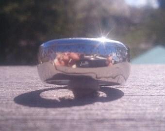 Barber Half Dollar Ring