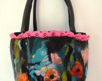 Wool Felt Handbag