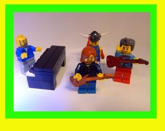 Phish Gift Lego Band Trey Mike Fishman Page Anastasio Gordon Stocking Stuffer Not a Pin Shirt Toy