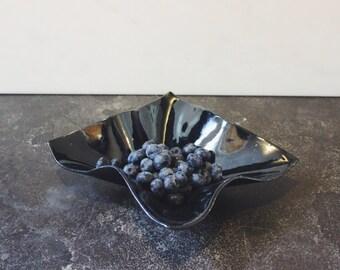 Plume Bowl - Black