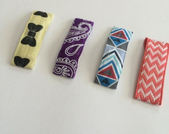 Choose your favorite(s) Snap Clips | Hair Clips | 50 mm - 40mm