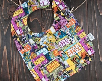 Star Wars Baby Bib - Gender Neutral Bib