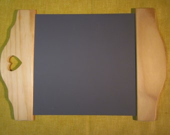 "11"" x 16"" Tavern Sign chalk board, slate, tole painting,folk art"