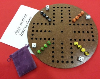 4 player aggravation or Wahoo board