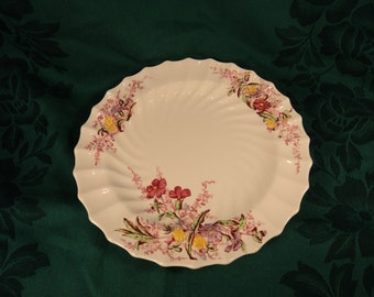 Copeland Spode Fairy Dell Salad or Dessert Plate