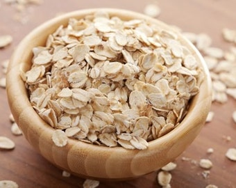 Oats for oatmeal, granola, natural cosmetics 400gr/14.10oz