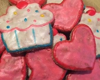 Pupcakes & Puppy Love Cookies