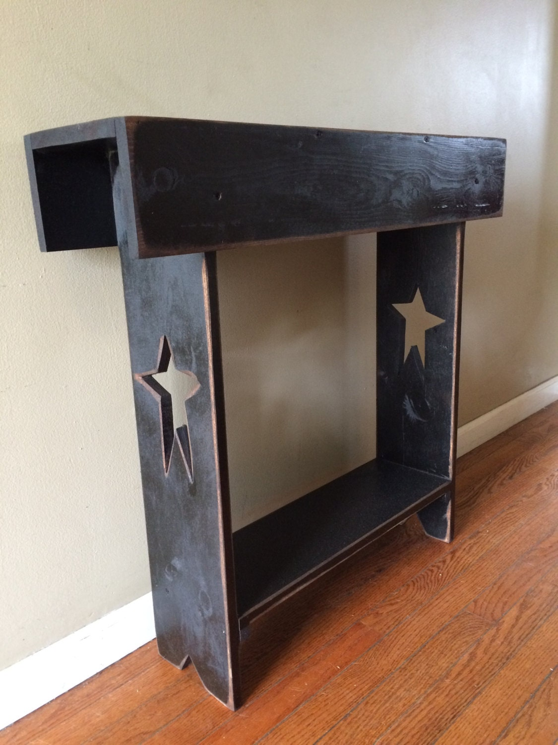 Small Distressed Dining Table Distressed Table Etsy
