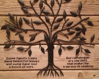 Metal & Wood Wall Art