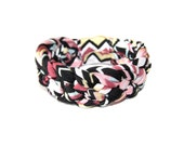 Colorful Fabric Bracelet, Braided Bracelet, Cuff Bracelet, Multicolor Bracelet, Recycled Lycra T-shirt, Cool Accessories, Street Fashion