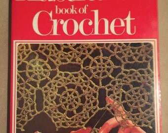 The Australian Book of Crochet. Softcover, Illustrated. 1978