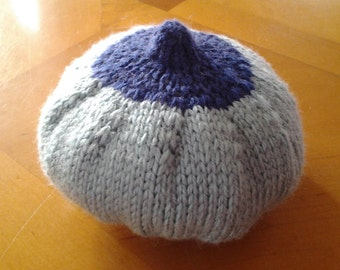 The Smurfette Breast/ Knitted Breast