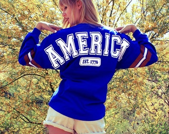 America EST. 1776 - Easy Rider Spirit Jersey (J0470152309)