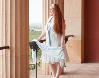 Flapper dress Christy size 42 / 44 unique