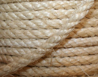Sisal Skipping Rope by the Yard