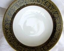 "Sango Fine China Richelieu #3756   5.5"" Berry Bowls  MINT CONDITION  Sango Replacement China"