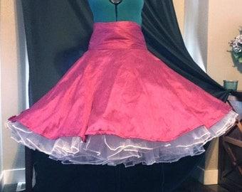 Very Full Tea Length Petticoat