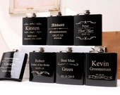 Groomsman gift flask,personalized wine glasses,personalised wedding gifts,cheap wedding favors,wedding souvenirs,bridesmaid gift ideas,