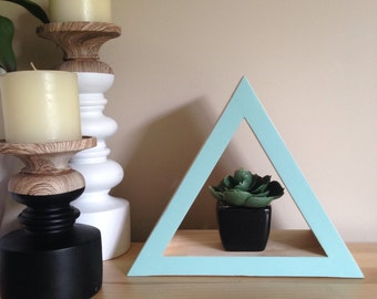 Small Triangle Shadow Box
