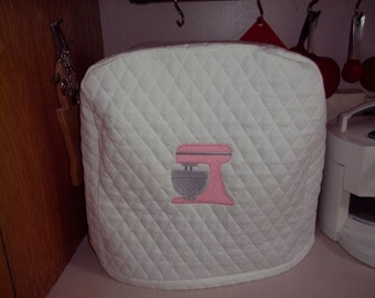 Kitchen aid mixer cover