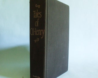 Tales Of O. Henry 1968 Doubleday &Co.