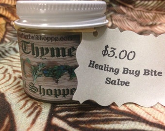 Healing Salve ~ used for rashes or bug bites