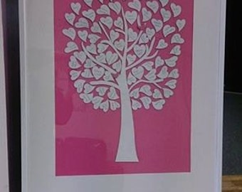 Wedding Signing Tree / Alternative Guest Book