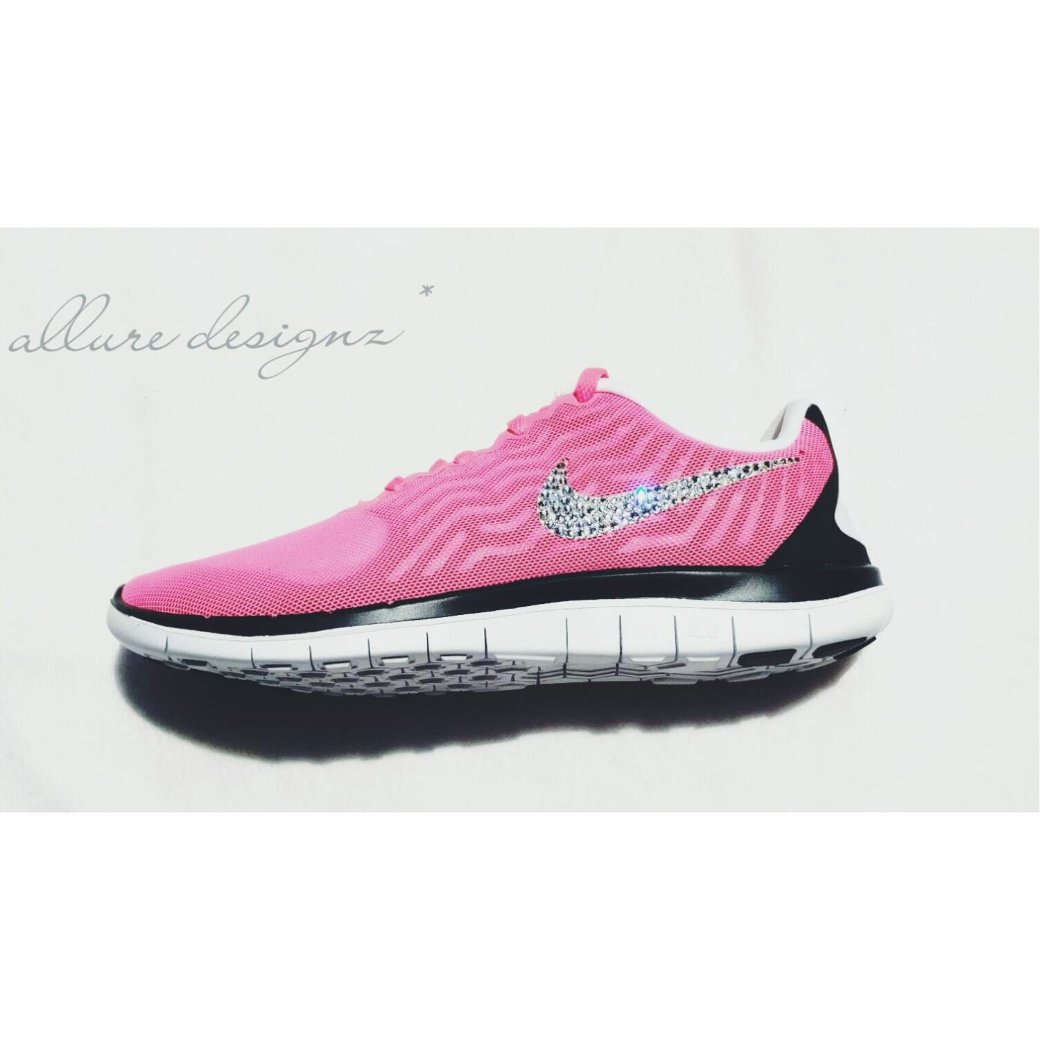 Nike Free Run 50 v2 Couple Models Shoes Black and silver