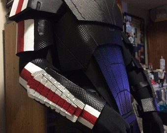 Mass Effect Armor Costume!