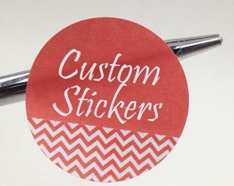 40pcs (2 Sheets) Custom Sticker Sealers, Personalized Shop Stickers, Gift Labels, Envelope Sealer, Gift Box Sealer