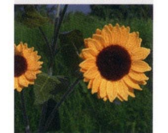 Sunflower 1 flower (6 stems in the Pack))
