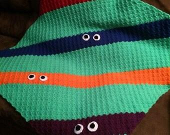 TMNT blanket