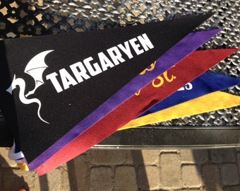 Design Your Own Felt Pennant