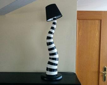 Beetlejuice Lamp