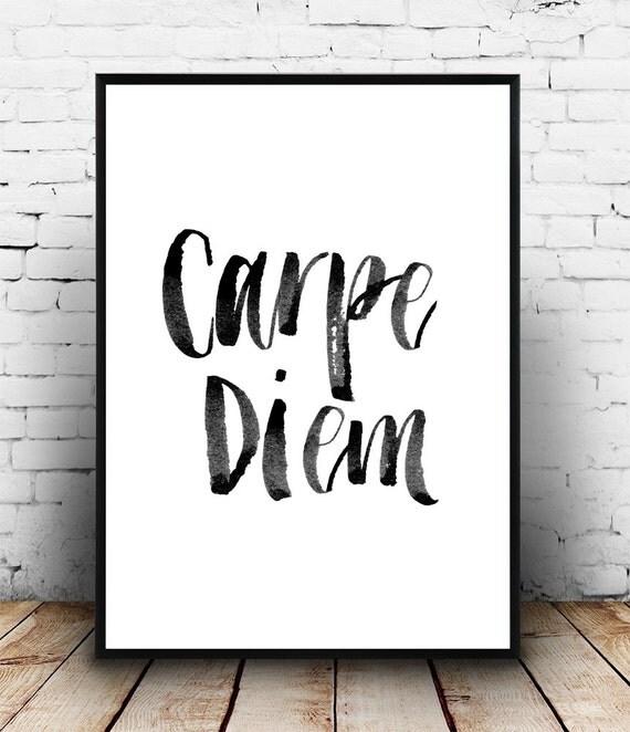 citation de typographie home decor motivational poster. Black Bedroom Furniture Sets. Home Design Ideas