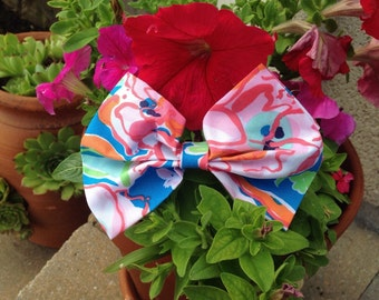 Lilly Pulitzer Hair Bow in Lucky Charms