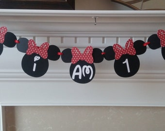 I am One Minnie Banner