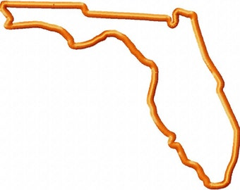 State of Florida Applique