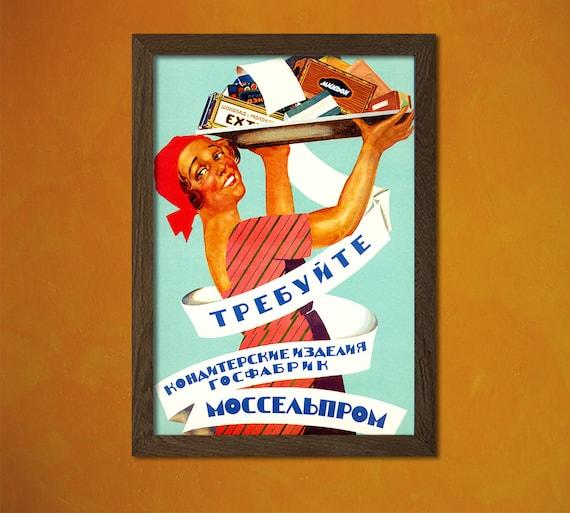 Cool vous aimez cet article with affiche cuisine retro for Affiche cuisine retro