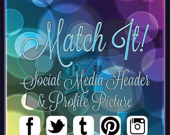 Match It! Add-On Social Media Header & Profile Picture