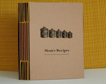 Mom's Recipes, recipe book