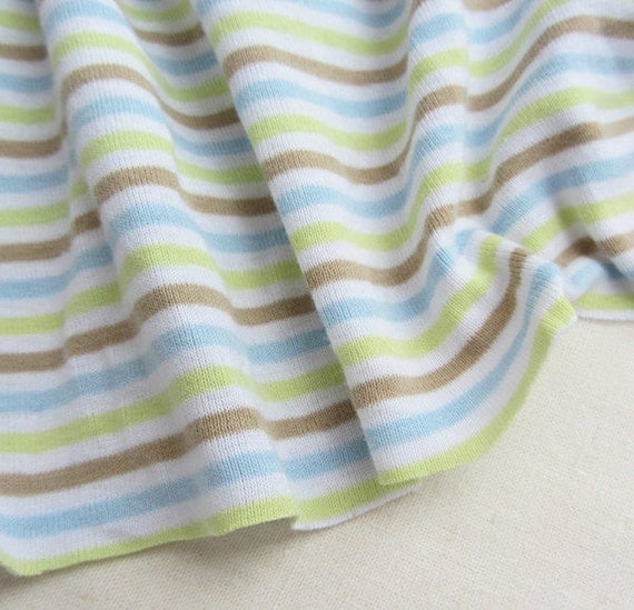 Kids baby print rib knit fabric 100 cotton strips 60 160 for Knit fabric childrens prints