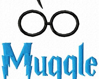 "Harry Potter Inspired ""Muggle"""