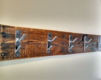 Industrial Modern Coat Rack