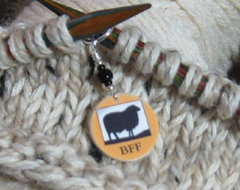 BFF KNITTING Stitch Markers