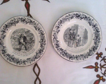 Plate s collection 1700/1800