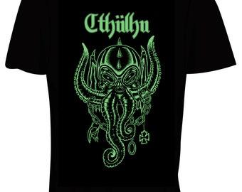 Cthulhu Motorhead T-Shirt