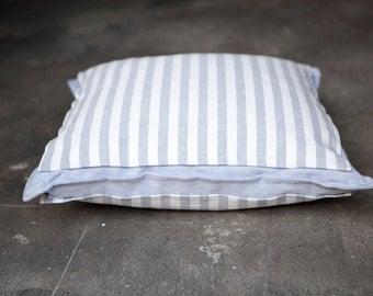 Blue marine Pillow