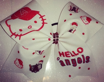 Cheer Bow-Hello Kitty ANGELS